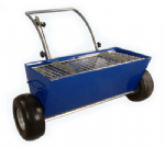 Material Topping Spreader 2 wheels